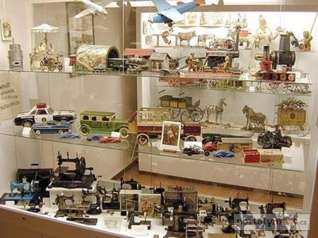 מוזיאון הצעצועים בפראג