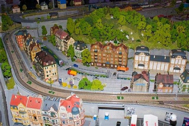 מוזיאון הרכבות בפראג