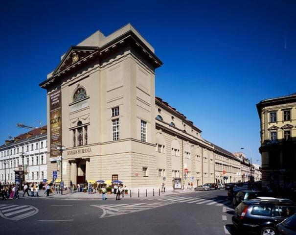 תיאטרון היברניה בפראג