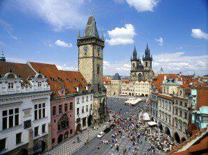טיולים פרטייםבעברית בפראג