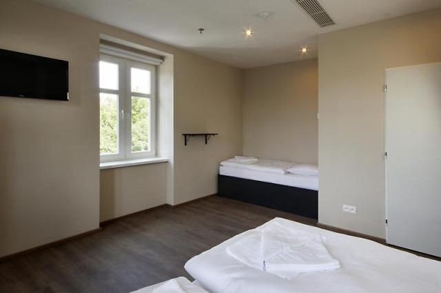 מלון זול בפראג - איזי הוטל חדרים