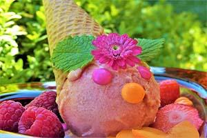 להתרענן עם גלידה בפראג