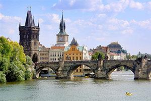 גשר קארל בפראג