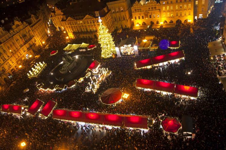 חגיים לאומיים בצ'כיה ובפראג