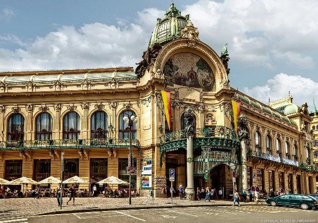 בית העירייה בפראג