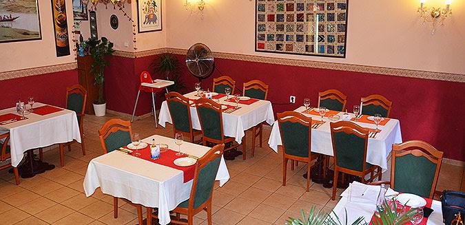 המסעדה ההודית שלכם בפראג