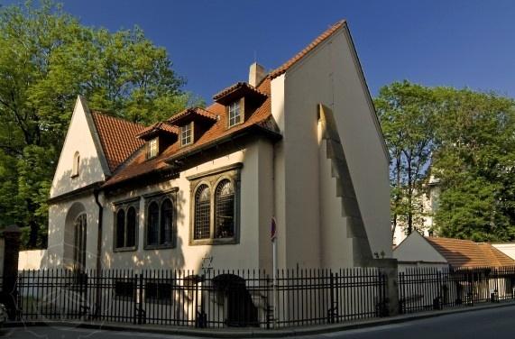 בית הכנסת פינקס - The Pinkas Synagogue