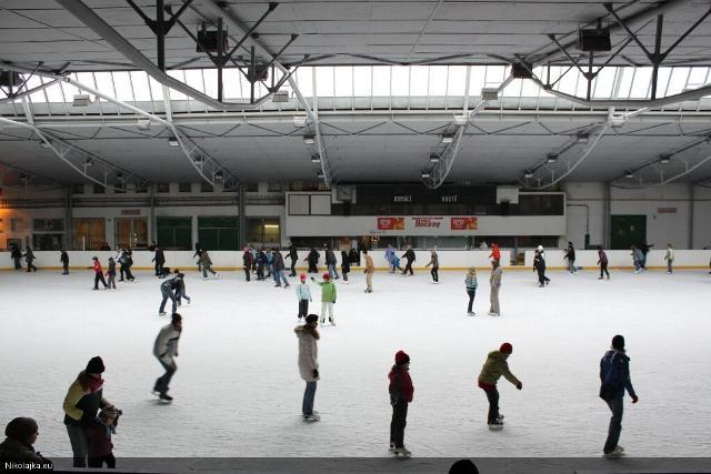 איצטדיון החורף ניקוליקה בפראג