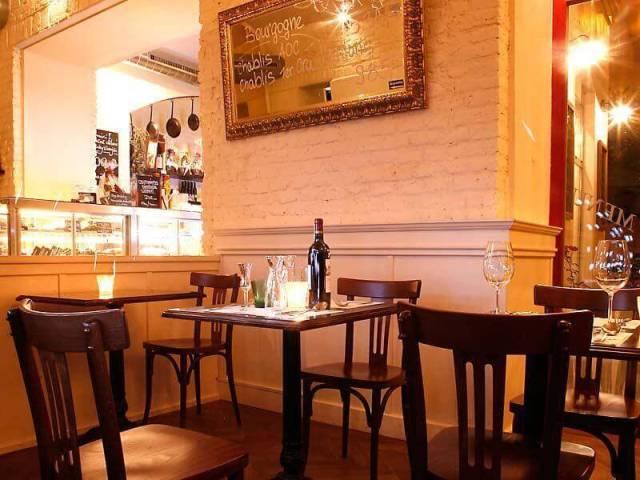 מסעדת לה גארה פראג