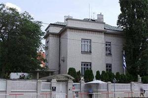 שגרירות ישראל בפראג