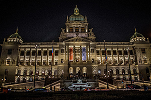 המוזיאון הלאומי בפראג